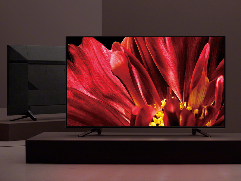 Sony XBR 65Z9F MASTER SERIES 4K Ultra HD LED TV