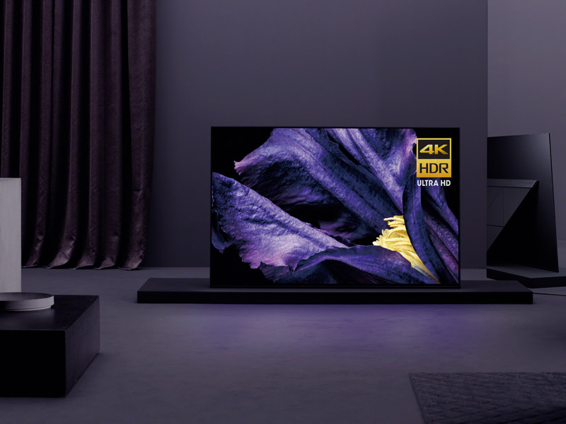 Sony XBR65A9F OLED 4K Ultra HD TV