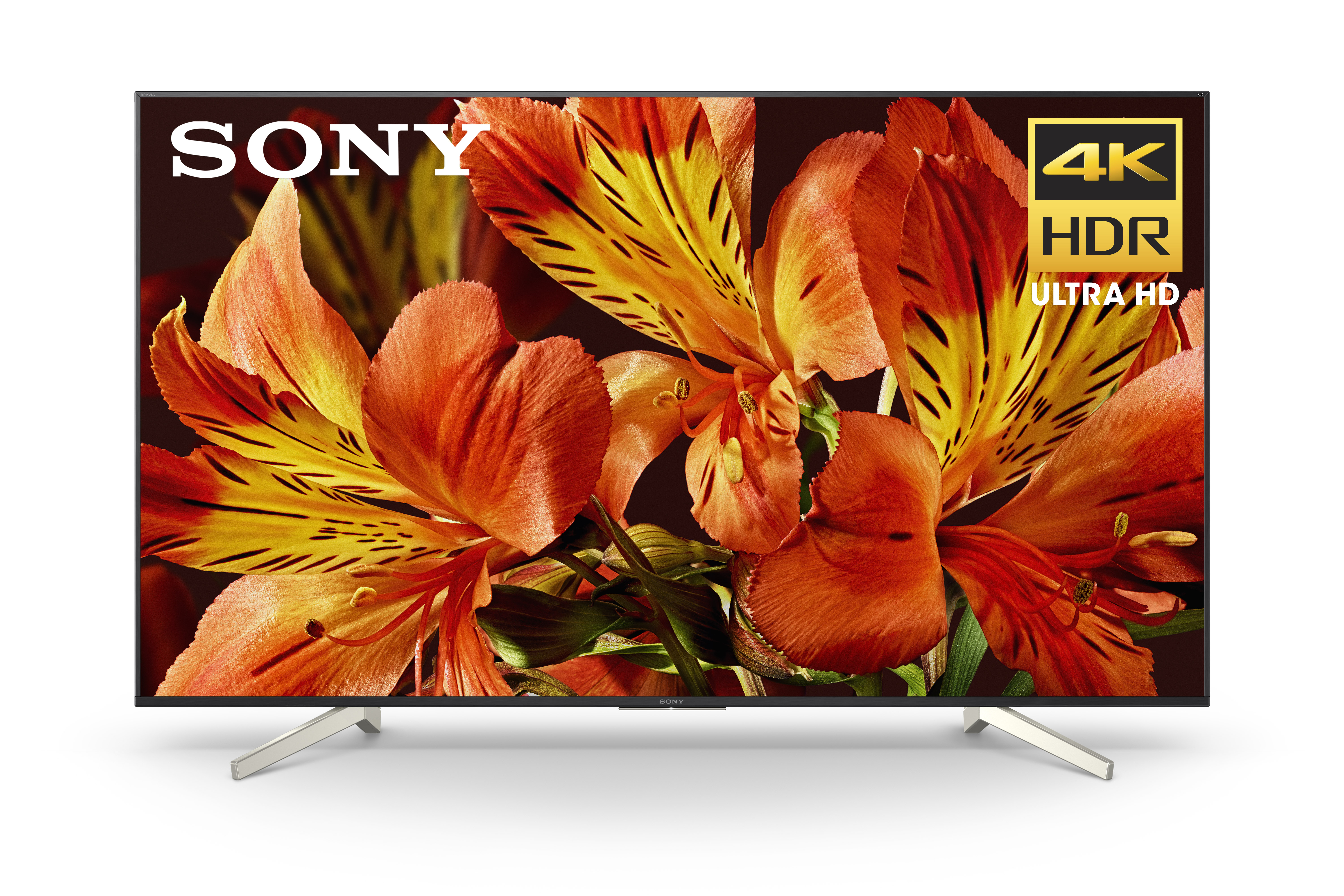Sony XBR65X850F Series 4K ULTRA HD Direct Lit TV with X1 Processor