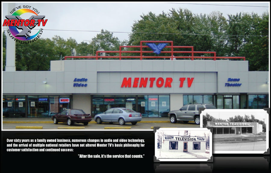 About Mentor TV - Northeast Ohio's Audio Video Experts ...