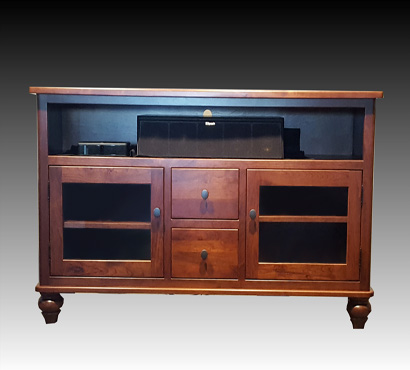 Andal Woodworking 61inch Amish TV stand