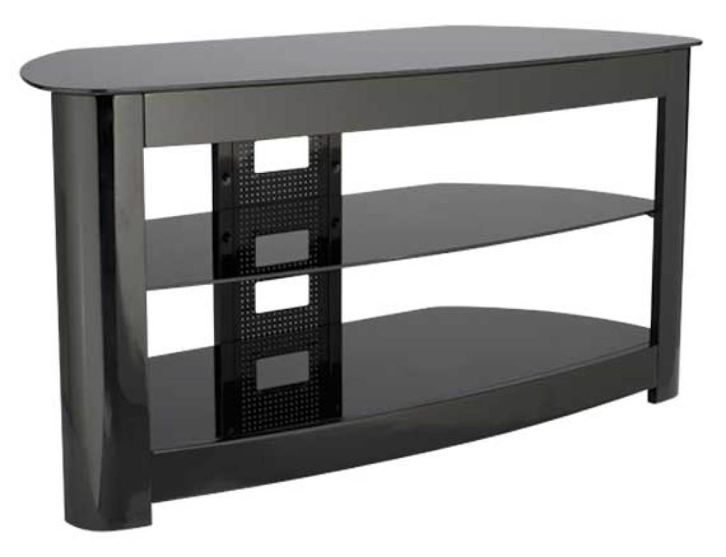 SANUS BFA355-B1 Small Corner or flat wall TV Stand