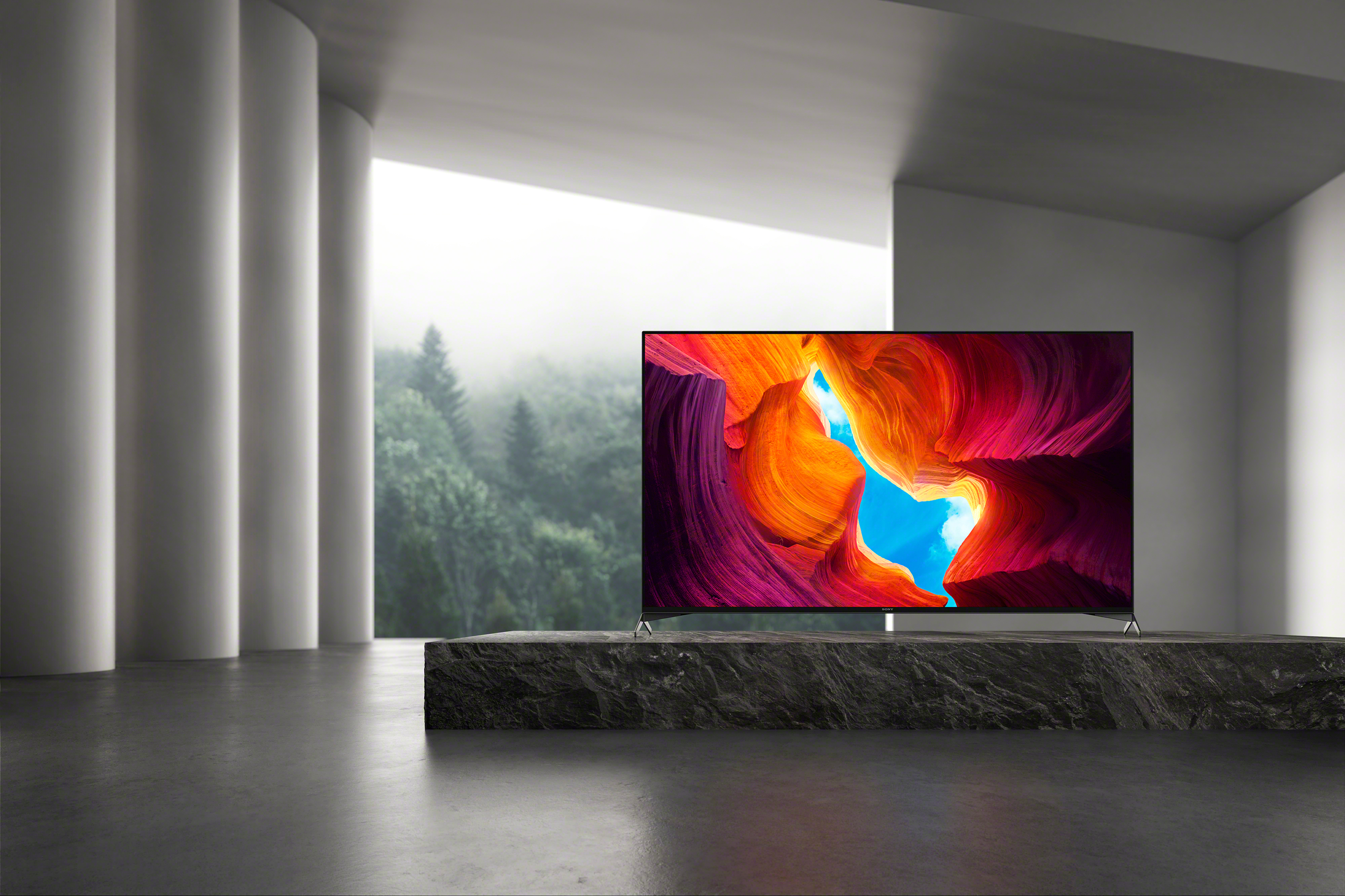 Sony XBR950H LED 4K Ultra HD TV with X1 Ultimate Processor