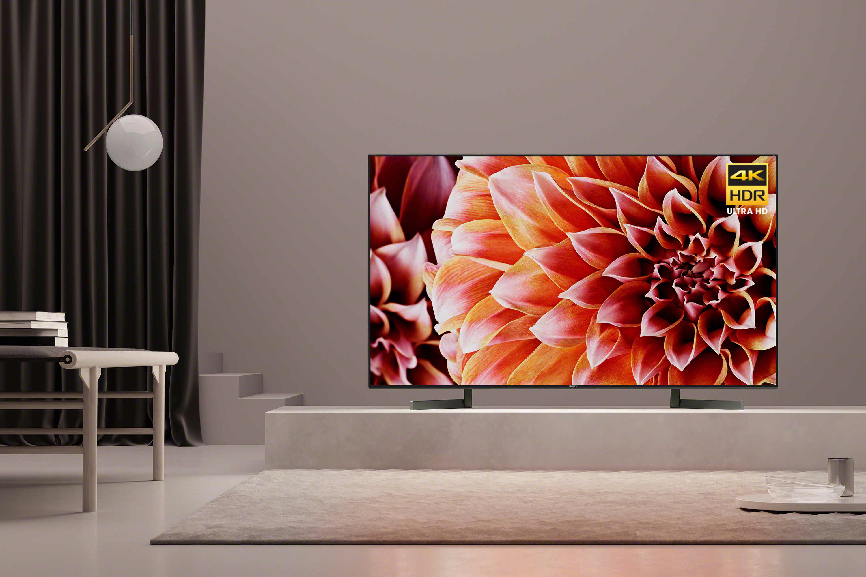 Sony X90F Series Direct Lit 4K Ultra HD TV
