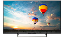 43-inch Sony XBR 800E Series 4K HDR Ultra HD TV with TRILUMINOUS Technology