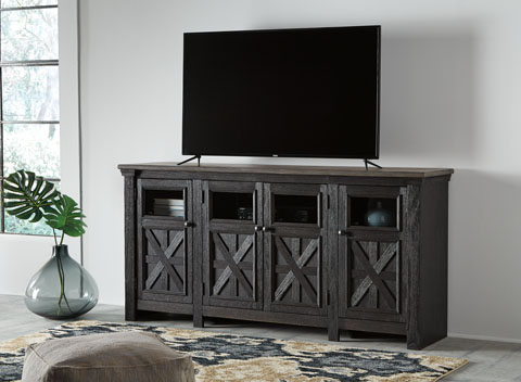 Ashley Furniture Tyler Creek Series Extra Large TV stand