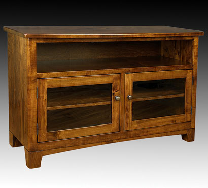 Andal Woodworking 50-inch Amish TV Stand