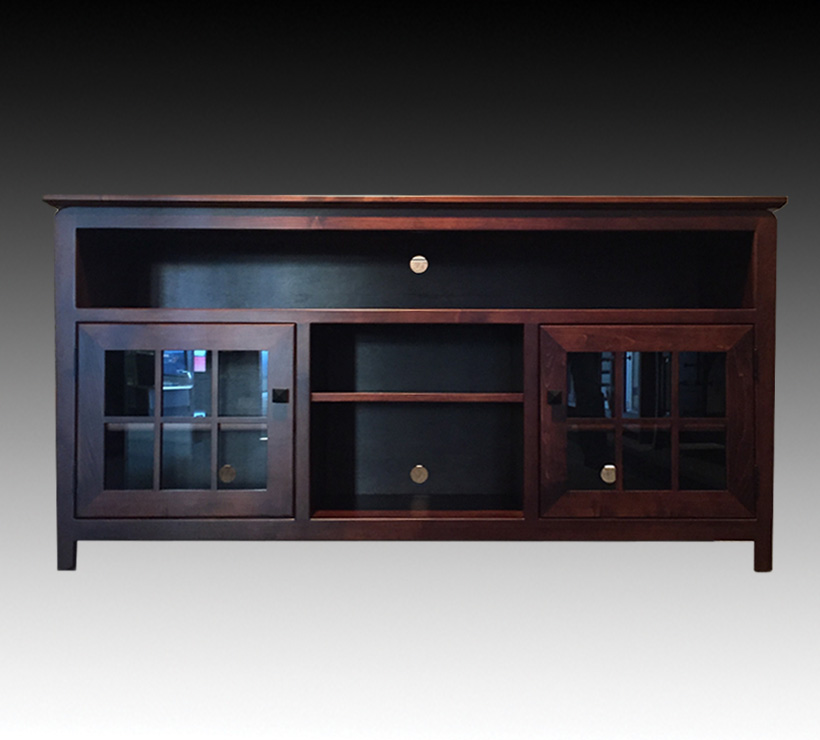 Mentor Tv Andal Woodworking By6131 Brmpl 117 Amish Home