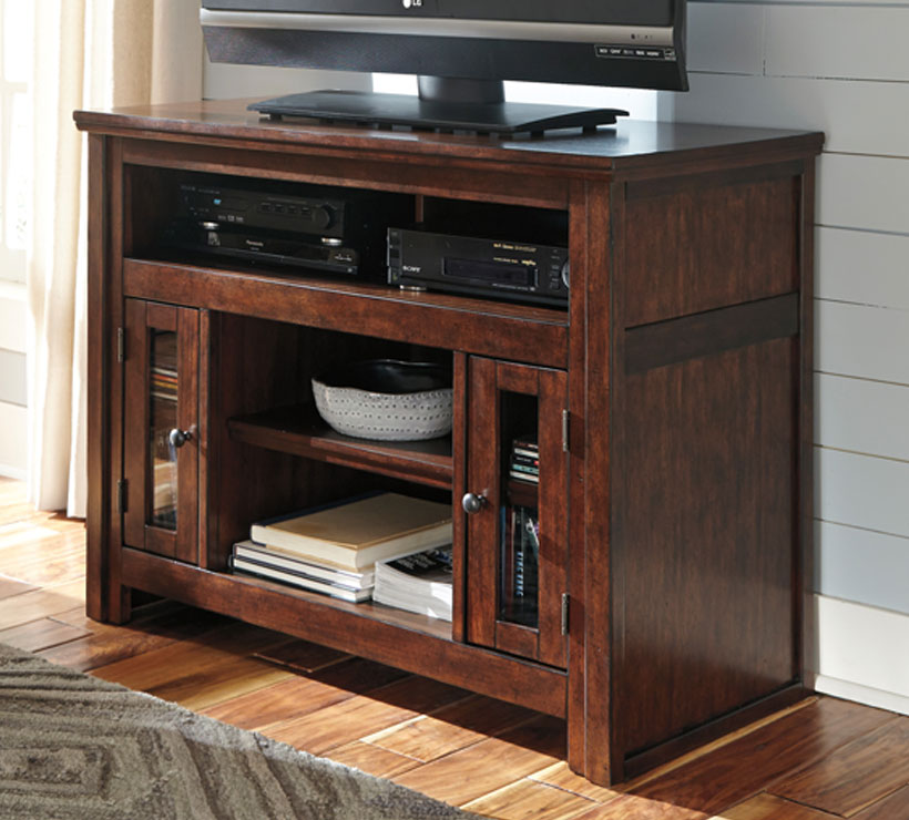 Mentor Tv Ashley Furniture W797 18 Harpan Series 42 Quot Tv