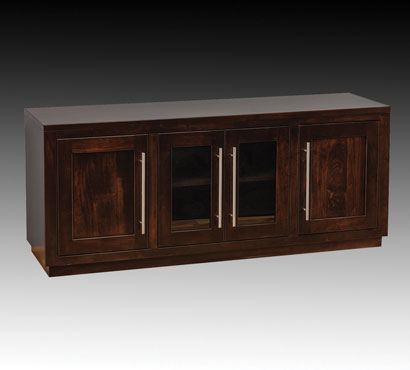 Integ Wood Products Amish TV Console