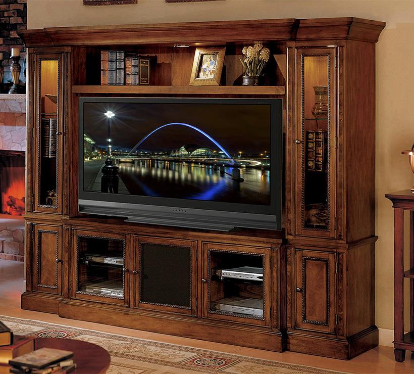 Mentor Tv Legends Furniture Cambridge Entertainment Wall Unit