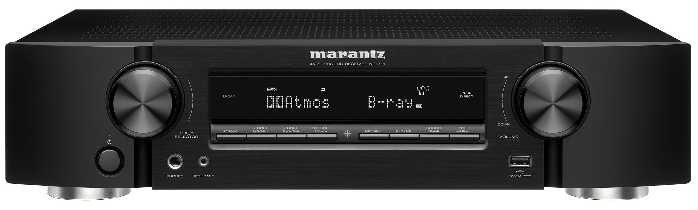 Marantz NR1711 AVR home theater reciever