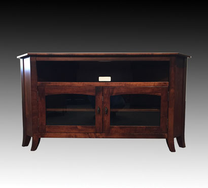 QWP 55-inch Amish TV Stand