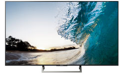 75-inch Sony XBR 850E Series 4K HDR Ultra HD TV with TRILUMINOUS Technology