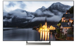 65-inch Sony XBR 900E Series 4K HDR Ultra HD TV with TRILUMINOUS Technology