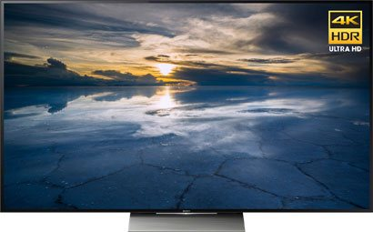 Sony XBR Series 4K Ultra HD TV