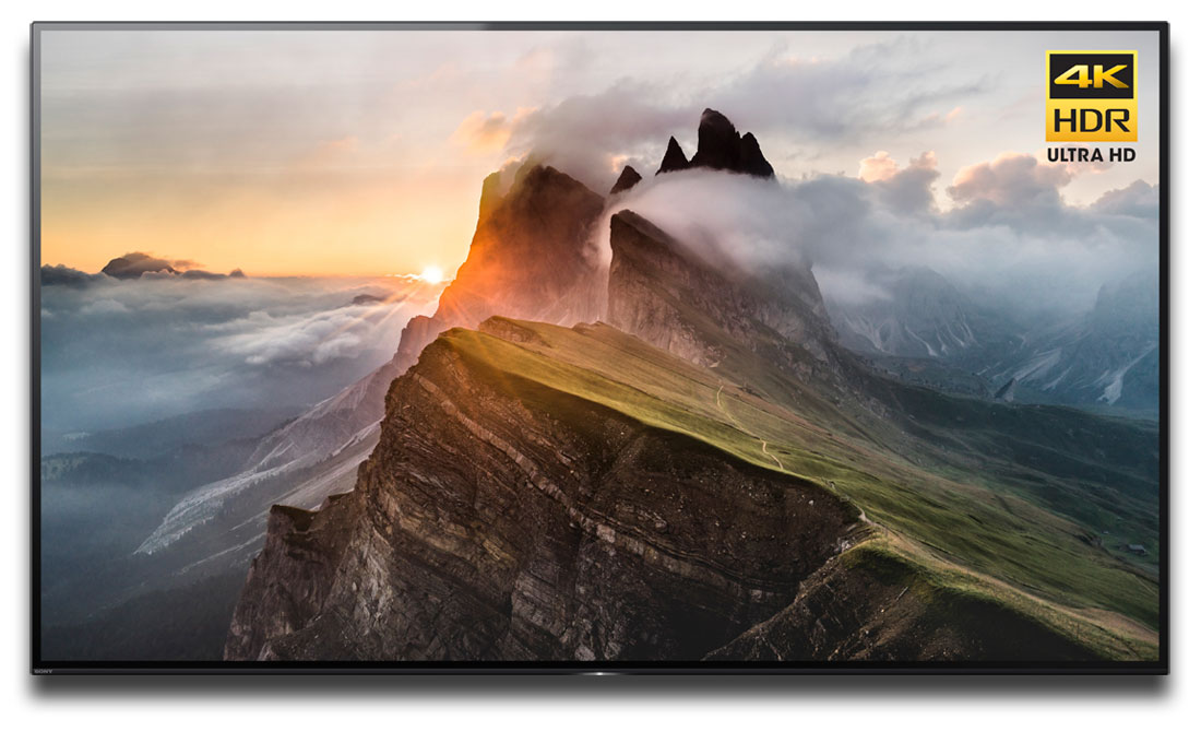 Sony A1E Series OLED 4K Ultra HD TV